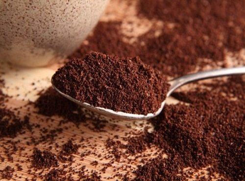 Cà phê phin được xay không quá mịn hay quá thô