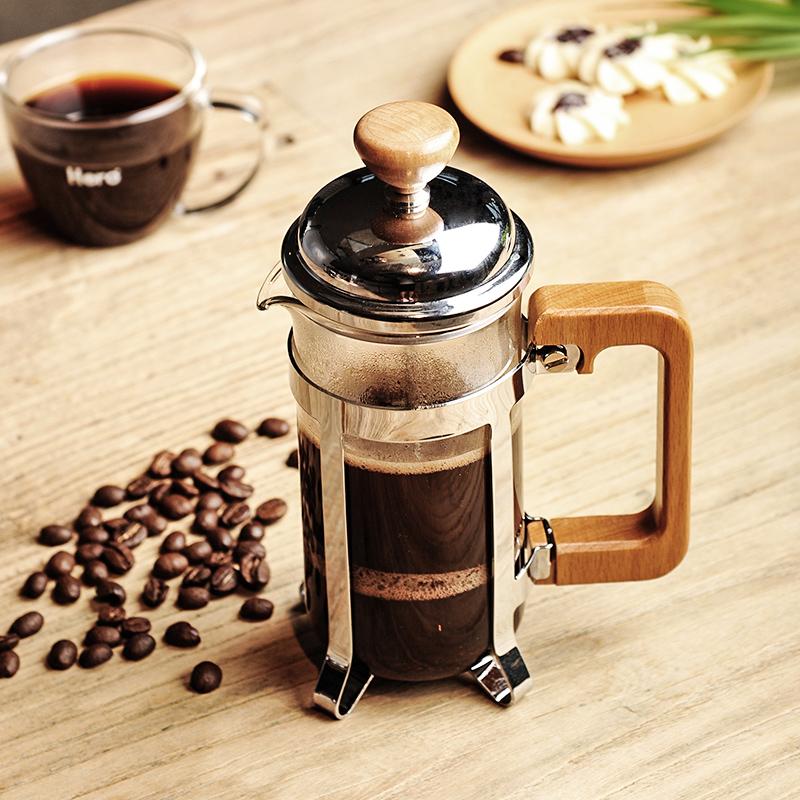 Cách lọc ép cà phê như người Pháp