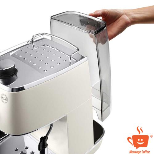 Nguồn nước máy pha cà phê cấu tạo