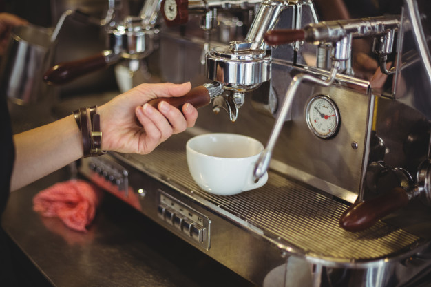 Tìm hiểu về ca phê pha máy